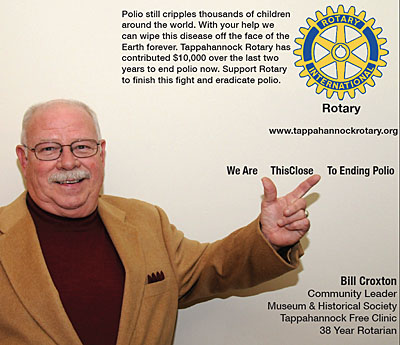 rotary end polio now campaign bill croxton